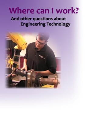 where can i work? and other questions about engineering technology